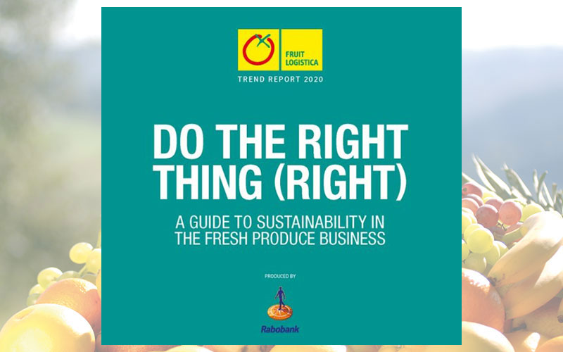 Do The Right Thing (Right) – FRUIT LOGISTICA Trend Report 2020