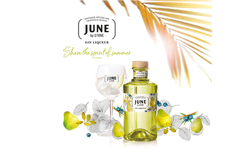 Lässt den Sommer niemals enden – JUNE Royal Pear & Cardamon
